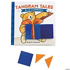 Tangram Tales: Blue Surprises