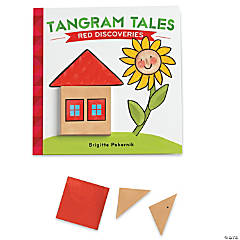 Tangram Tales: Red Discoveries
