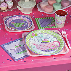 Tea Party Basic Party Pack