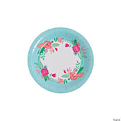 Tea Party Dessert Plates
