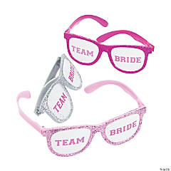 Team Bride Fun Sunglasses