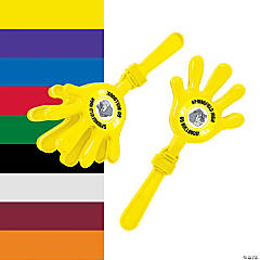 Team Spirit Custom Photo Hand Clappers
