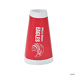 Team Spirit Custom Photo Megaphones