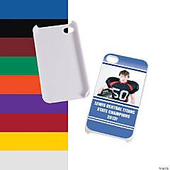 Team Spirit Custom Photo White iPhone® 4/4S Case
