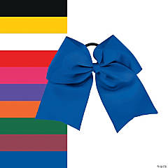 Team Spirit Hair Bows