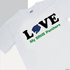Team Spirit Shirt - LOVE