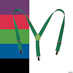 Team Spirit Suspenders