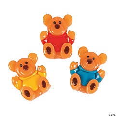 Teddy Bear Gummy Candy