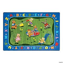 Teddy Bear Playground® Classroom Rug