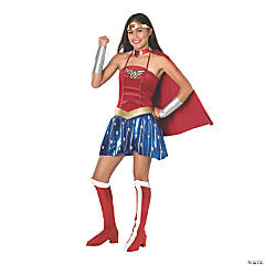 Teen Girl's Wonder Woman Costume