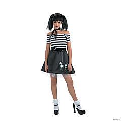 Teen Girl's Boodle Bones Costume