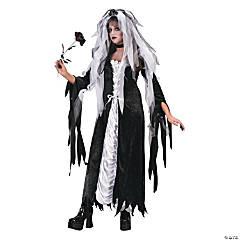 Teen Girl's Bride Of Darkness Costume