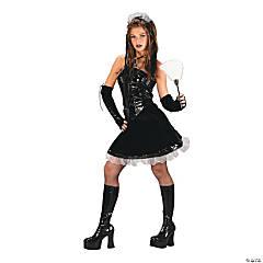 Teen Girl's Corset Maid Costume