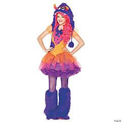 Teen Girl's Furrrocious Frankie Costume