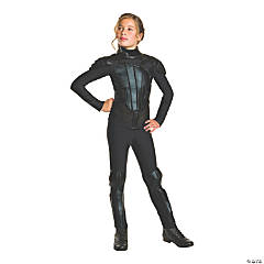 Teen Girl's Hunger Games Mockingjay Katniss Tween Costume