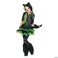 Teen Girl's Kool Kat Costume