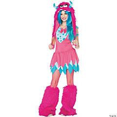 Teen Girl's Mischief Monster Costume