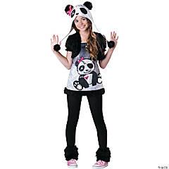 Teen Girl's Pandamonium Costume