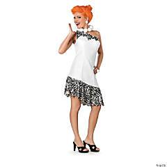 Teen Girl's Wilma Flintstone Costume