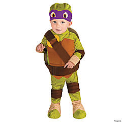 Teenage Mutant Ninja Turtle Donatello Costume for Toddlers