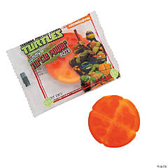 Teenage Mutant Ninja Turtles Gummy Candy Pizzas