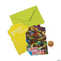 Teenage Mutant Ninja Turtles™ Invitations