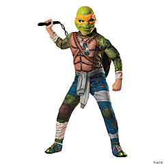 Teenage Mutant Ninja Turtles Michelangelo Costume for Boys