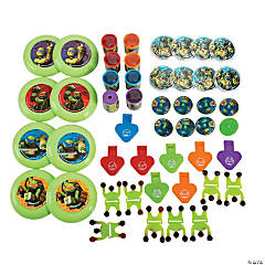 Teenage Mutant Ninja Turtles Party Favor Pack