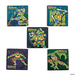 Teenage Mutant Ninja Turtles<sup>&#174;</sup> Classic Stickers
