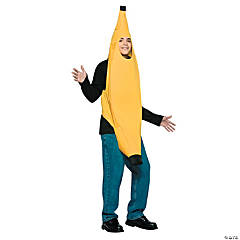 Teen's Banana Lightweight Costume