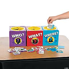 Tell a Story Writer's Box