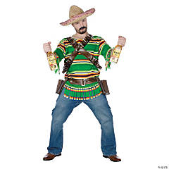 Tequila Pop N Dude Adult Men's Costume