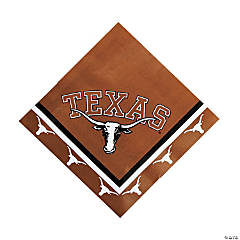 Texas Longhorns® Luncheon Napkins