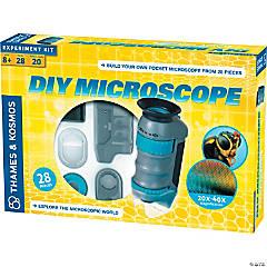 Thames & Kosmos D.I.Y. Microscope Kit