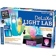 Thames & Kosmos Deluxe Glow Lab