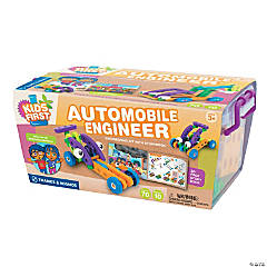 Thames & Kosmos Kids First Automobile Engineer