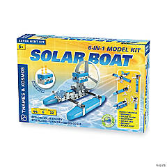 Thames & Kosmos Solar Electric Boat