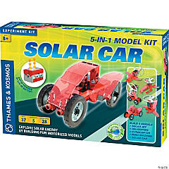 Thames & Kosmos Solar Electric Car Models