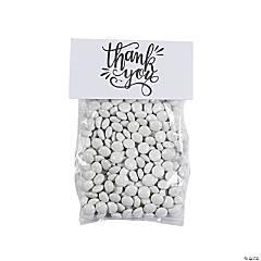 Thank You DIY Treat Bags