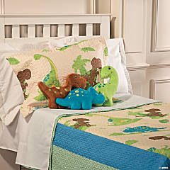 That's How We Rawr Quilt-a-saurus Dinosaur Blanket - Twin