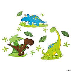 That's How We Rawr Dinosaur Window Clings