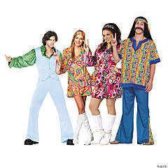 The 70s Group Costumes