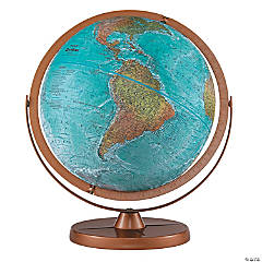 The Atlantis Globe, 12