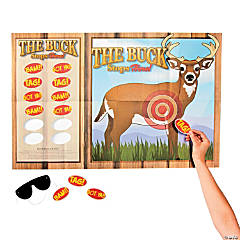 The Buck Stops Here Pin Game