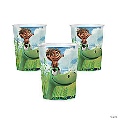 The Good Dinosaur Cups