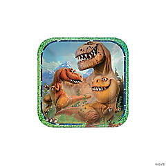 The Good Dinosaur Dessert Plates