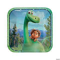 The Good Dinosaur Dinner Plates