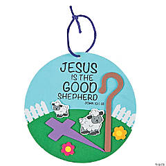 The Good Shepherd Ornament Craft Kit