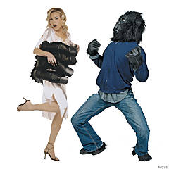The Gorilla King Couples Costumes