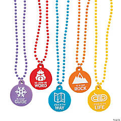 The Highest Power Beaded Necklaces